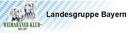 Weimaraner-Klub e.V. – Landesgruppe Bayern